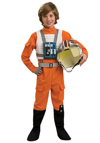 X wing fightrer costume