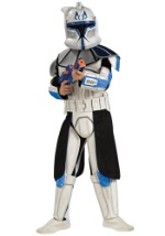 Captain Rex Clone Trooper Deluxe Child Costume