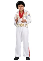 Deluxe Boy's Elvis Costume