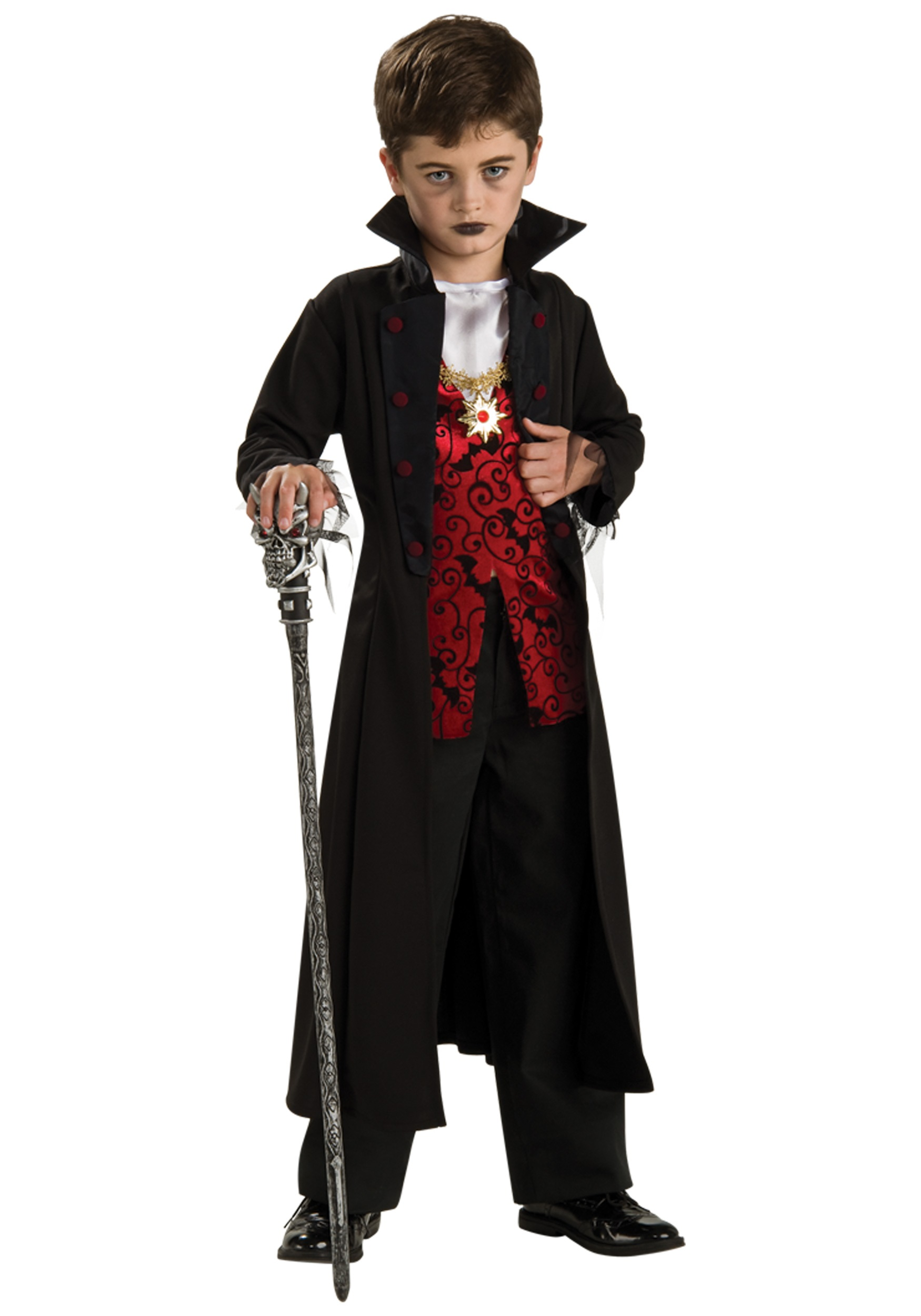 Child Count Dracula Costume  sc 1 st  Halloween Costume Ideas & Child Count Dracula Costume - Vampire Costumes for Boys