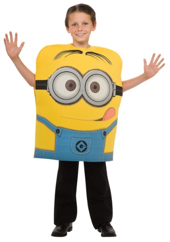 Child Minion Dave Costume