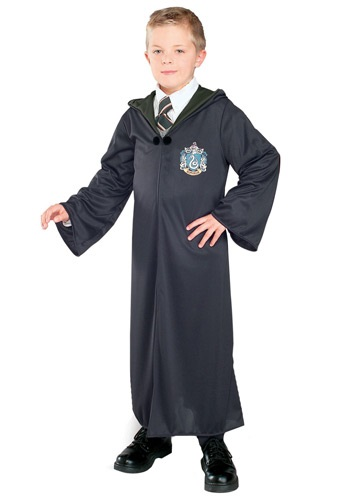 Kids Slytherin Hogwarts Robe