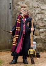 Boy's Deluxe Harry Potter Costume