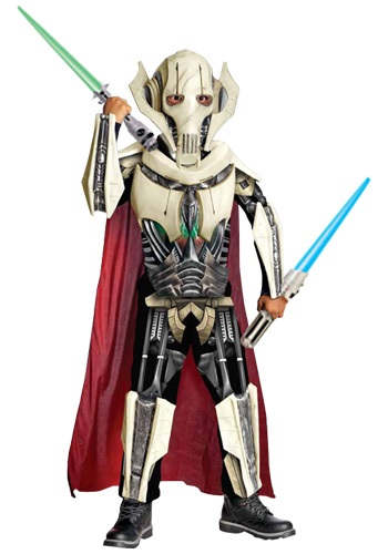 Kids Clone Wars General Grievous