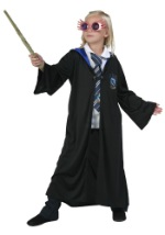 Girls Luna Lovegood Costume