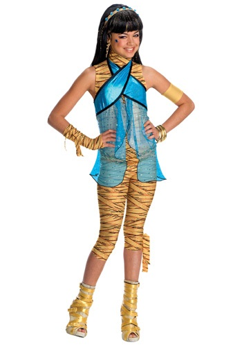 Cleo de Nile Girls Costume