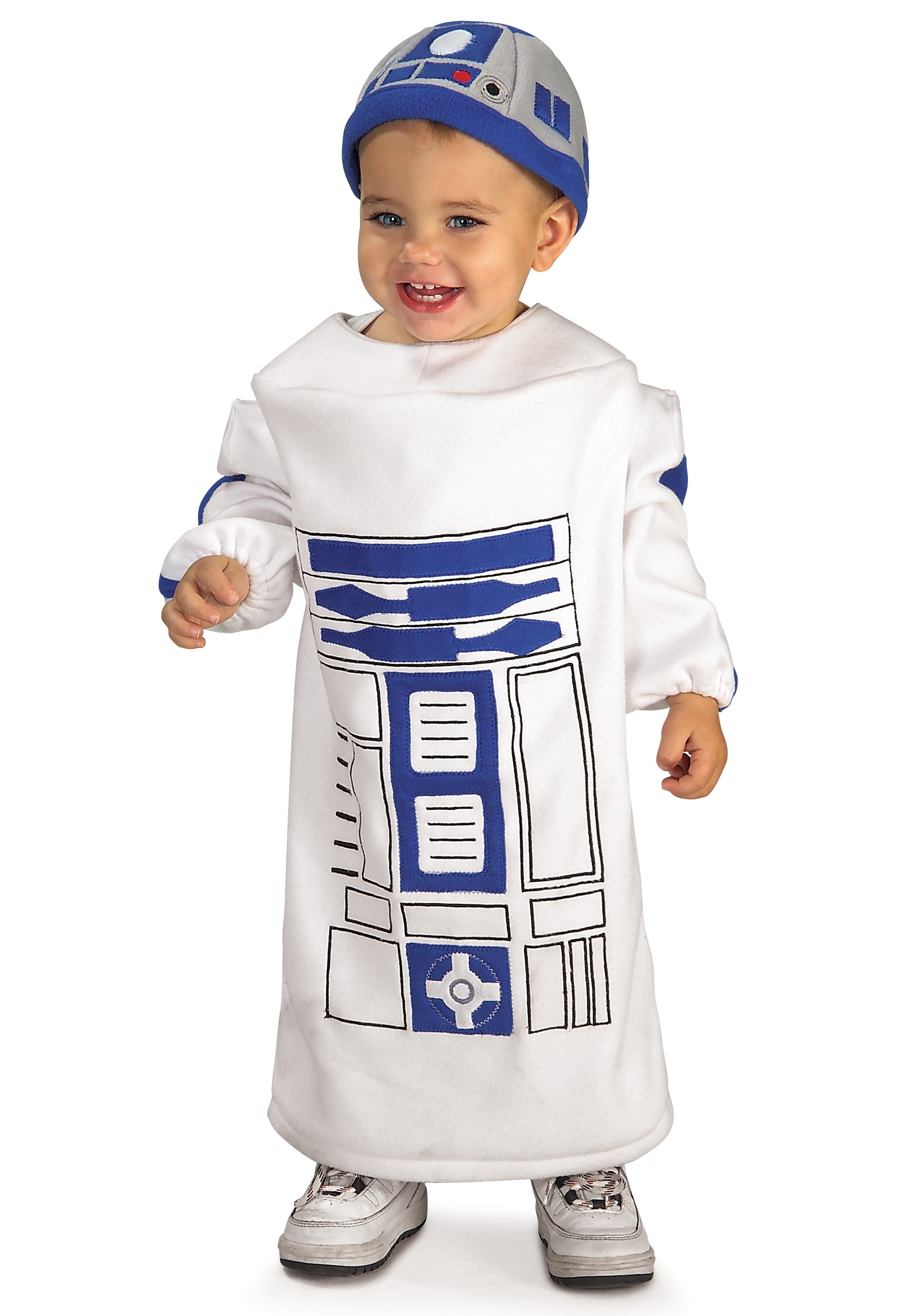 Toddler R2D2 Costume  sc 1 st  Halloween Costume Ideas & Toddler R2D2 Costume - Toddler Star Wars Costumes