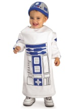 Toddler R2D2 Costume