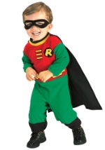 Robin Children's Costume