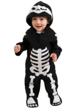 Baby & Toddler Skeleton Costume