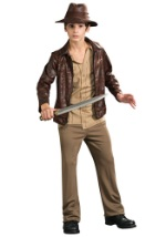 Deluxe Indiana Jones Teen Costume