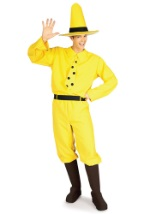 Yellow Hat Man Costume
