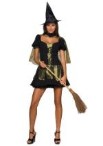 Sexy Witch Halloween Costume