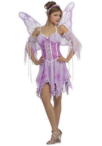 Adult Lavender Fairy Costume