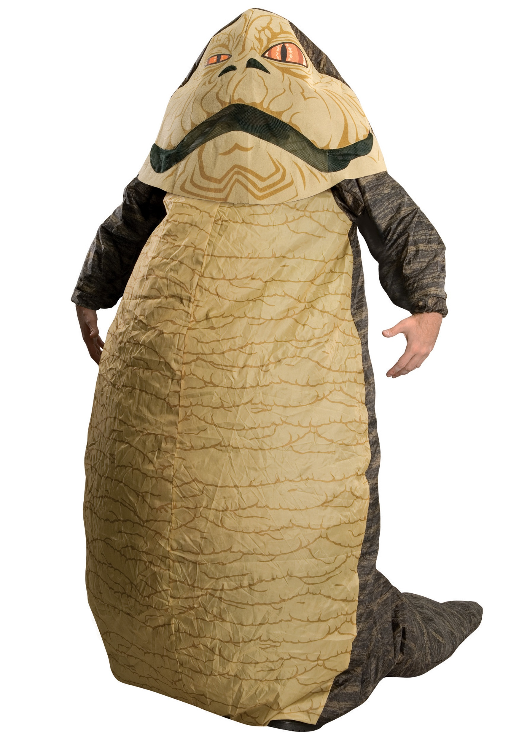 how to make jabba the hutt