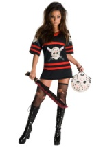 Womens Sexy Jason Voorhees Costume