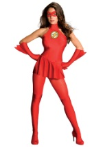 Sexy Womens Flash Costume