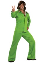 Adult Green Leisure Suit