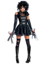 Womens Sexy Miss Scissorhands Costume