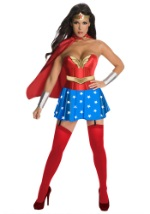 Sexy Corset Wonder Woman Costume