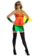 Female Robin Corset Costume