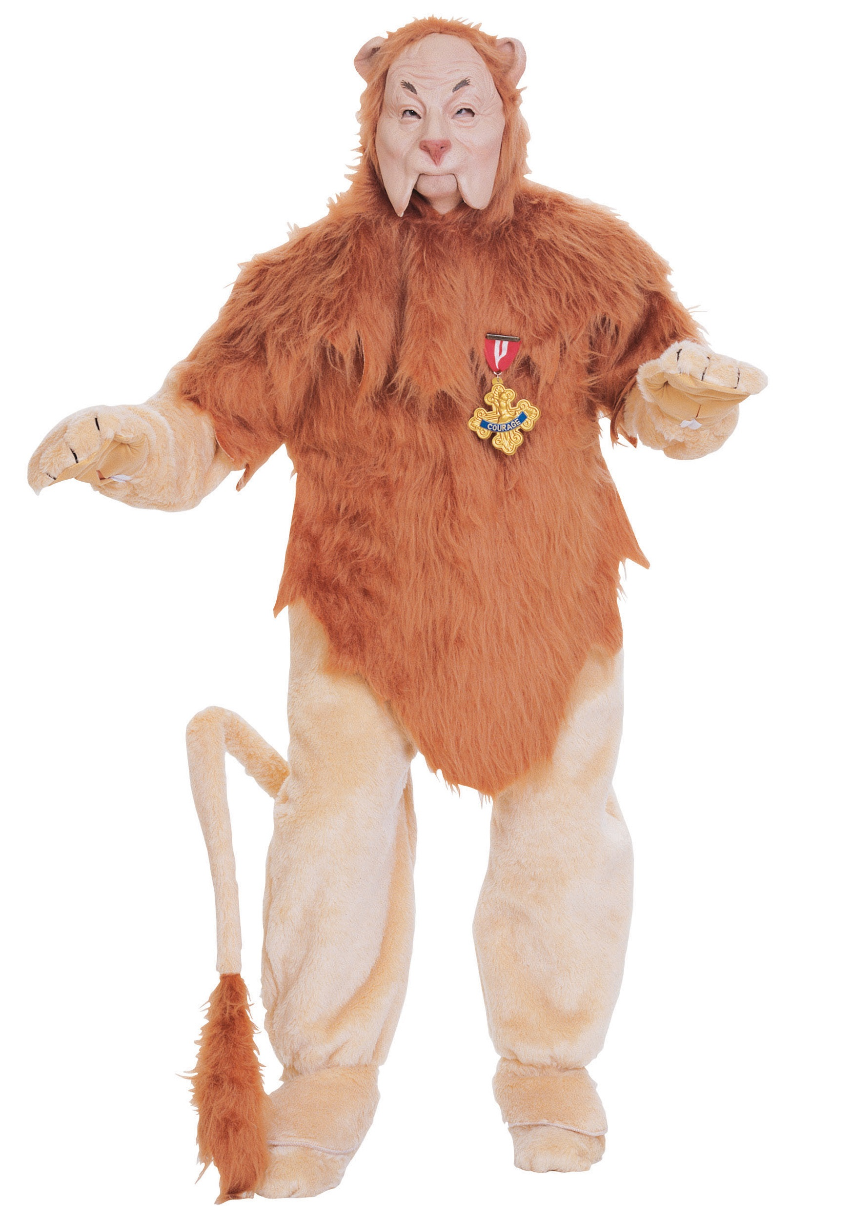 Adult Lion Costume 91