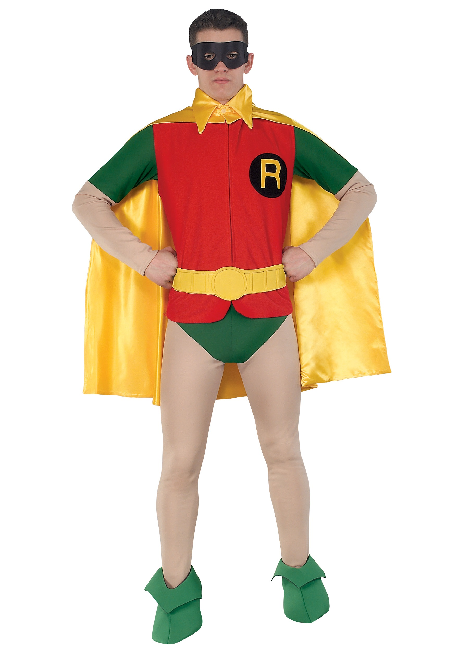 Classic Robin Costume Replica  sc 1 st  Halloween Costume Ideas & Classic Robin Costume Replica - Authentic Batman Costumes